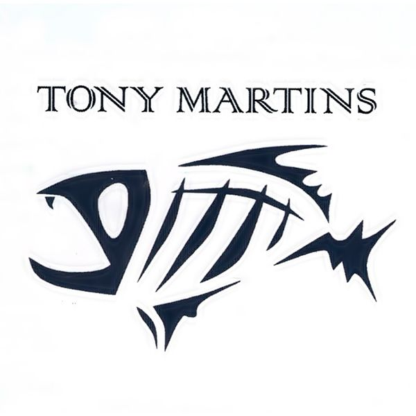 TONY MARTINS INSTRUCTOR DE PESCA